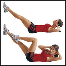 Os principais Exercicios para peder barriga!