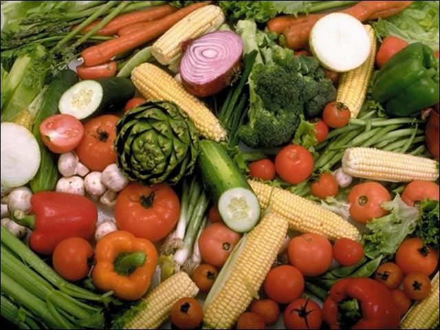 Os Ingredientes para preparar a dieta mediterrânea.