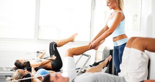 Pilates exercicios para manter o corpo em forma!