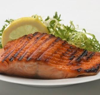 O salmão entra na lista da dieta dukan.