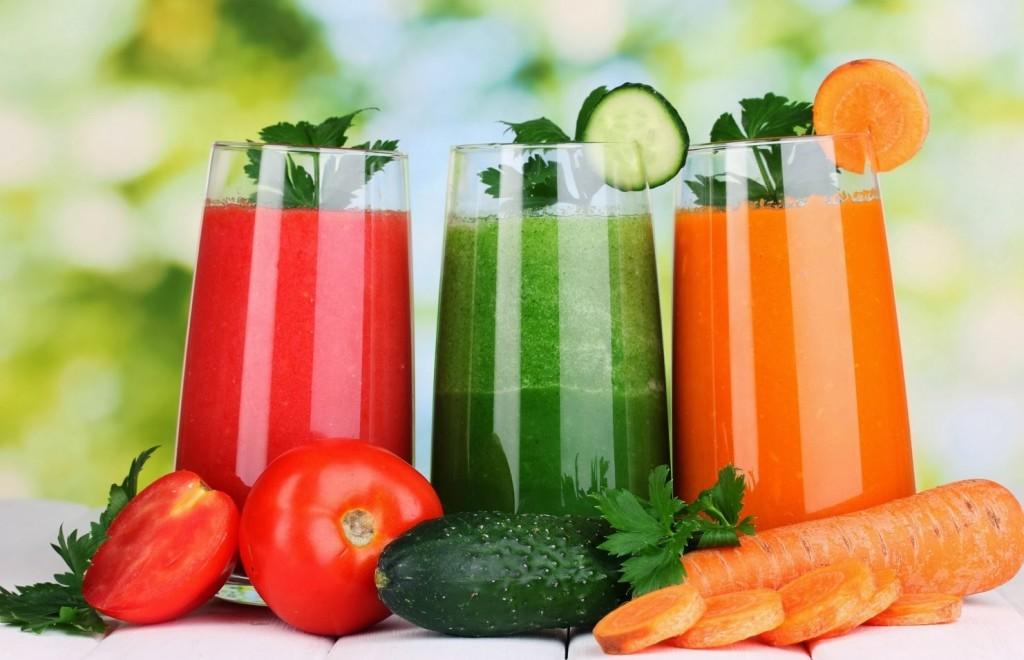 Sucos saudáveis para emagrecer com saúde