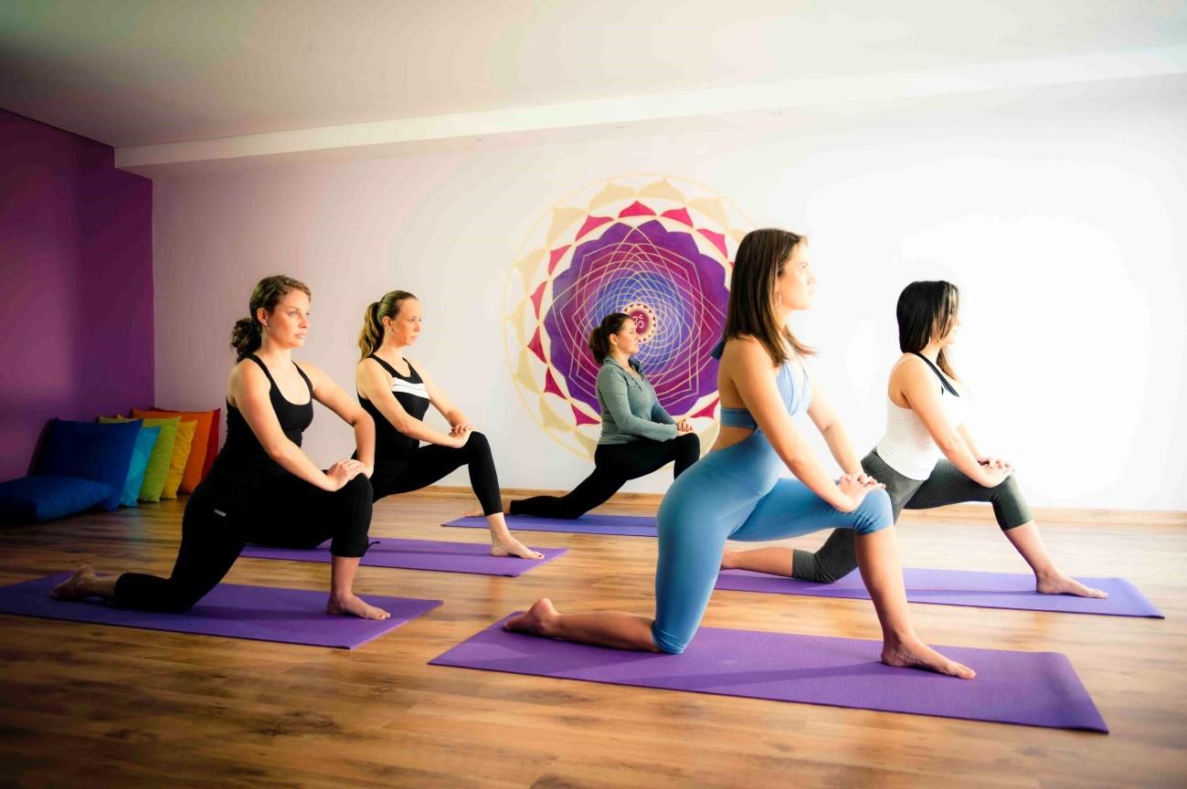 A yoga ajuda na qualidade de vida!
