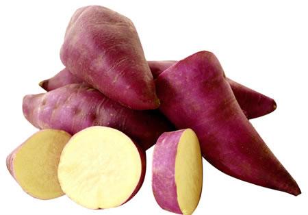 A Batata - doce é ótimo aliado nas dietas para emagrecer.