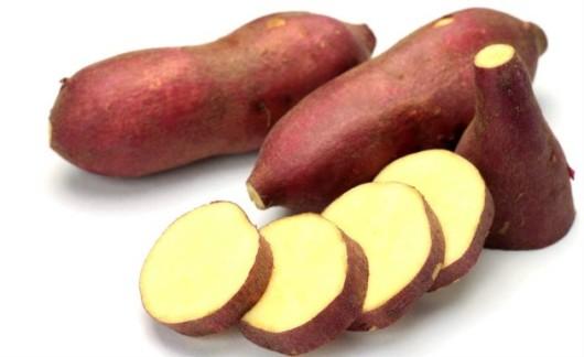 A batata doce auxilia na dieta