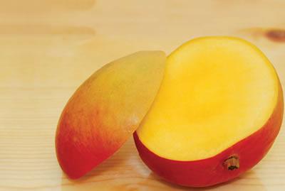 A manga é uma das frutas mais saudáveis.