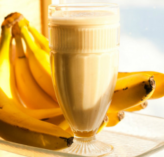 Dieta da banana para perder peso.
