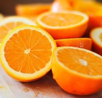 A laranja auxilia nas dietas.
