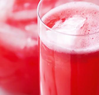 O suco de melancia é um excelente aliado para a dieta.