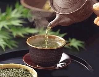 O chá que ajuda a perder peso e emagrecer.