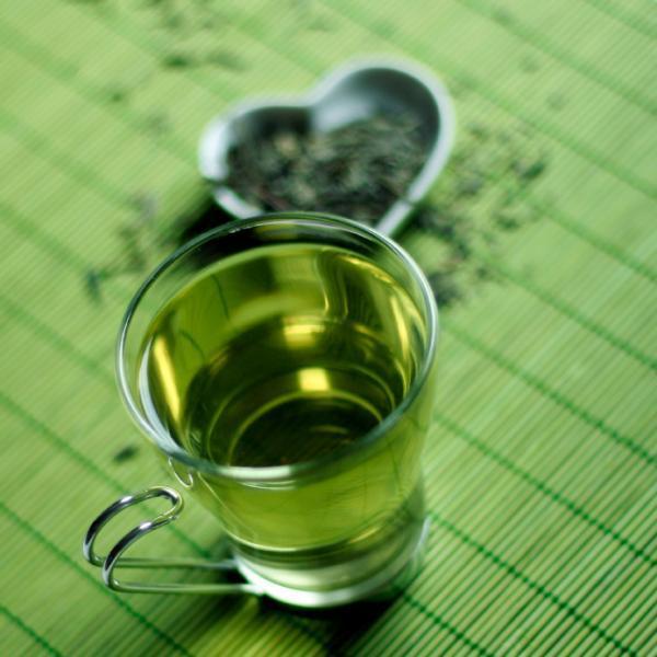 O Chá verde é poderoso no auxilio ao emagrecimento.