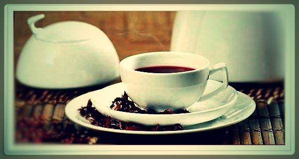 O chá de hibiscus é prório para quem quer emagrecer.
