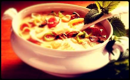 Com a dieta da sopa você emagrecer 7 quilos em uma semana.