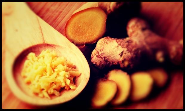 O gengibre é um dos poderosos alimentos termogênicos.