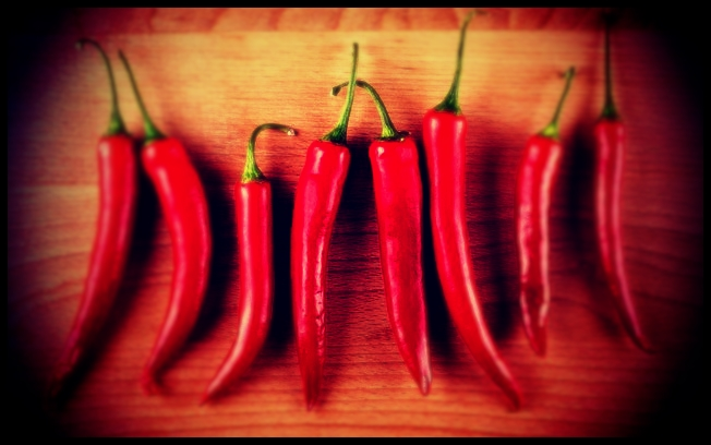 A pimenta vermelha está na lista-dos-alimentos termogênicos.