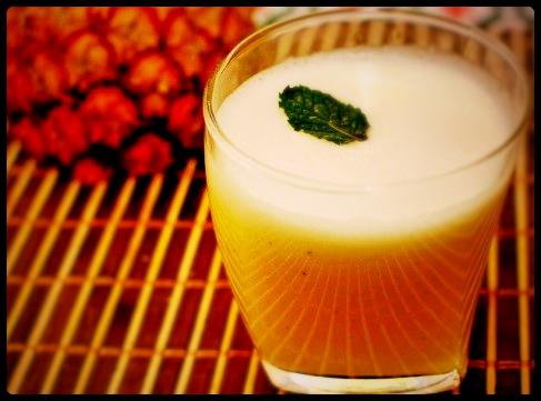 Os suco são ótimos para a dieta do abacaxi.